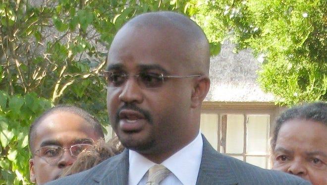 Michigan State Sen. Bert Johnson, D-Highland Park.