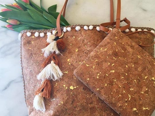 Many people have been adding adornments to tote bags