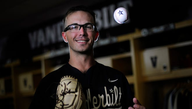 Vanderbilt pitcher Phil Pfeifer will graduate Friday afternoon with a philosophy degree, and then pitch in the evening against Florida.