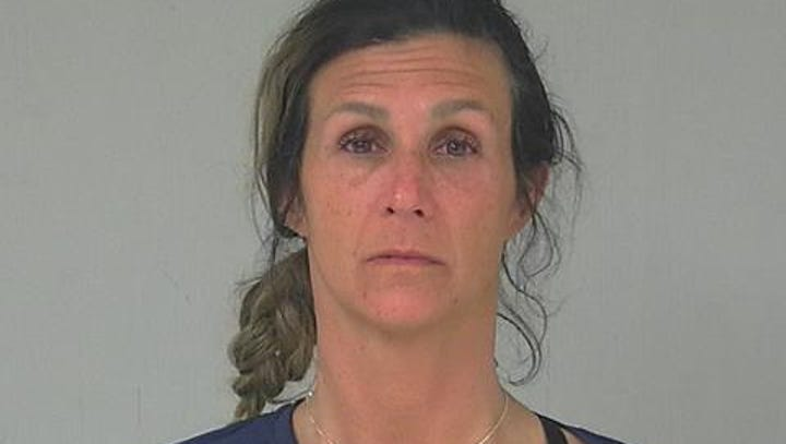 Sheboygan mom who let daughter drive from her lap on I-43 sentenced to jail