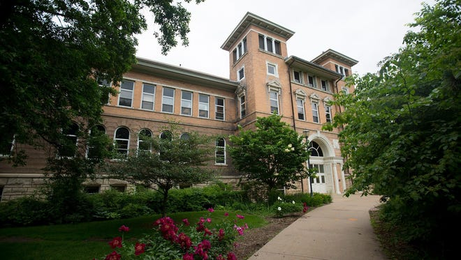 A 2016 file photo of the University of Wisconsin-Stevens Point.
