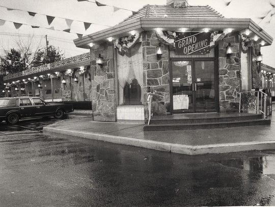 Back in the day: A file photo of the Forum Diner on