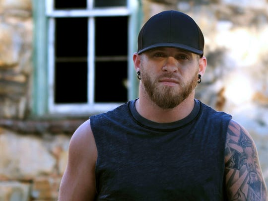 Brantley Gilbert performs at Tag's Summer Stage in