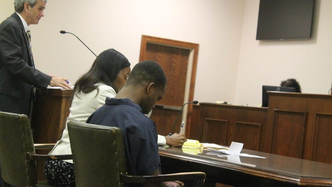 Charges against Christopher Lyles will next go to a grand jury following testimony at a hearing Thursday in Jackson City Court.