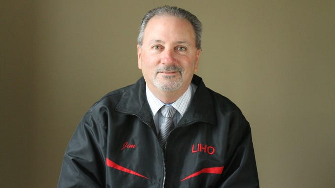 Jim Gagleard is an approved assignor for the MHSAA. He is tasked with finding referees for high school games. He also is a member of Livonia Ice Hockey Officials.