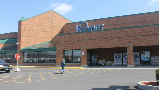 The Milford Kroger is planning a grand reopening for early May after it completes a $5 million interior remodel.