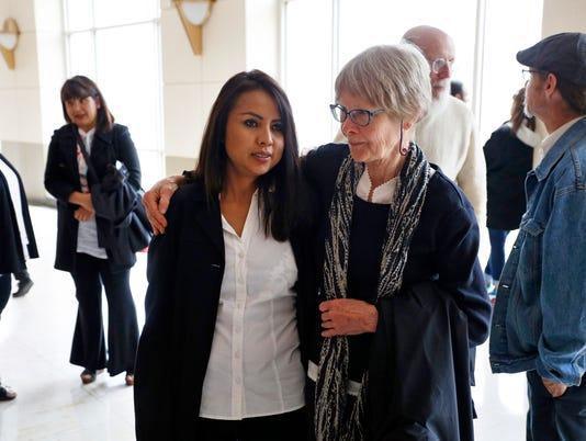Ingrid Encalada Latorre, Judy Danielson