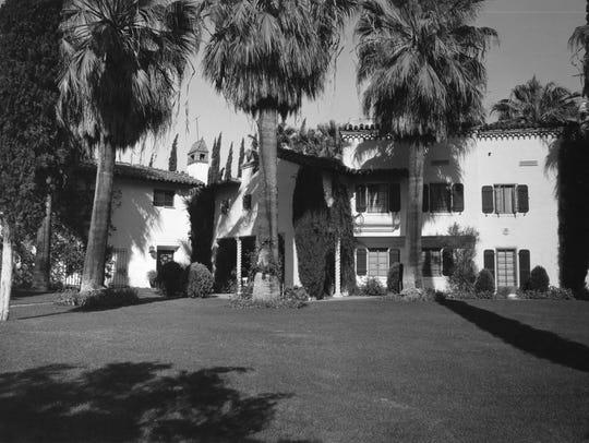 Ann Miller Estate.
