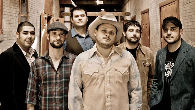 The Josh Abbott Band.