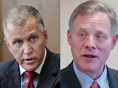 Burr, Tillis vote for Kavanaugh as fair and qualified, decry Democrats' tactics