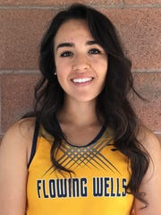 Sierra Rodriguez, from Tucson Flowing Wells, is azcentral sports' Arizona Sports Awards Female Athlete of the Week, presented by La-Z-Boy Furniture Galleries, for March 10-17.
