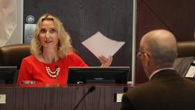 Councilwoman Heather Post..
