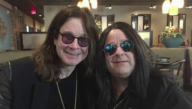 """Little Ozzy, the self-proclaimed """"pint-sized prince of darkness,"""" will bring his Ozzy Osbourne tribute show to Kelly's Logan House this weekend."""