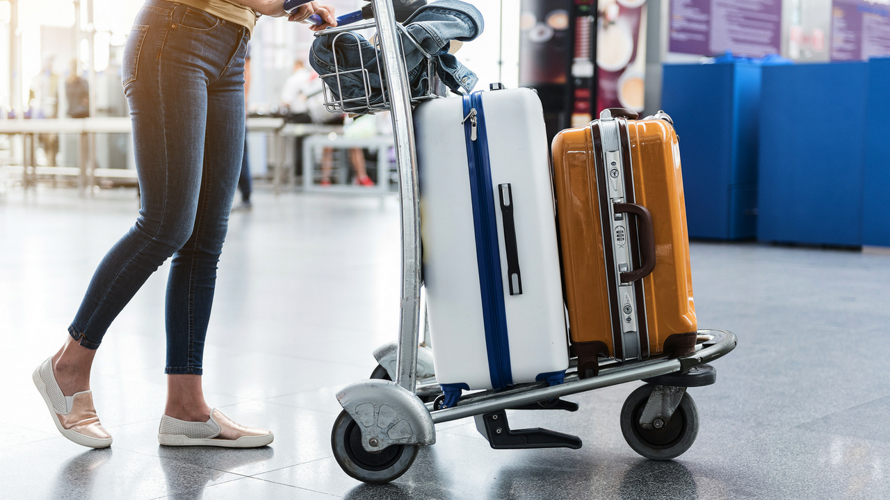 Save yourself some precious real estate in that carry-on.