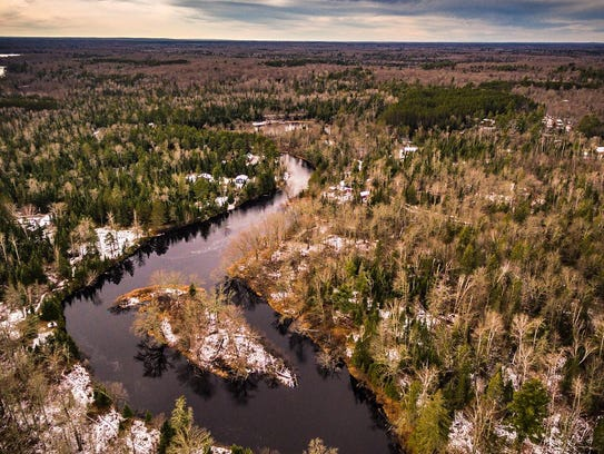 Chequamegon-Nicolet National Forest (Park Falls)