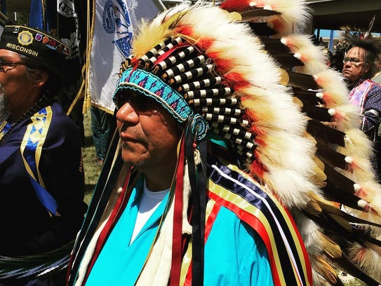 Wisconsin is home to the largest number of Native American
