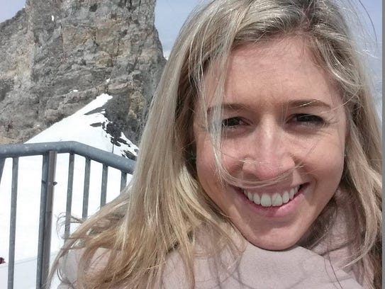 Holly Butcher, 27, died Jan. 4 from Ewing sarcoma.