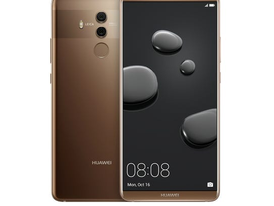 Unveiled at the 2018 CES, Huawei's Mate 10 Pro is a