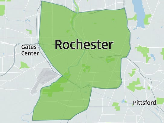 Uber Eats has expanded its delivery footprint in Rochester.
