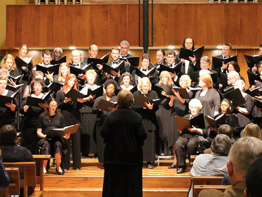 Jackson Choral Society begins rehearsal for 55th concert season