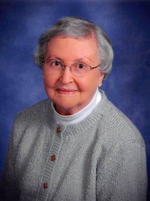 Margaret M. Amo, 89