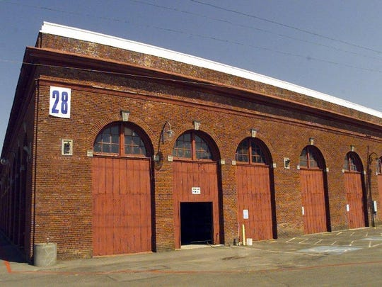 The Horse Stadium was constructed in 1919 and is the oldest building on the state fairgrounds.