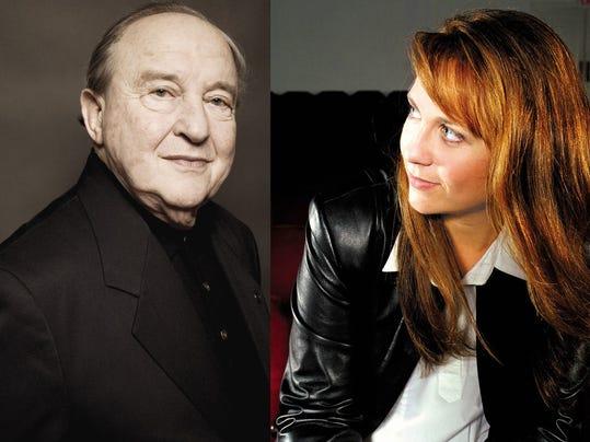 Pianist Menahem Pressler and soprano Heidi Grant Murphy