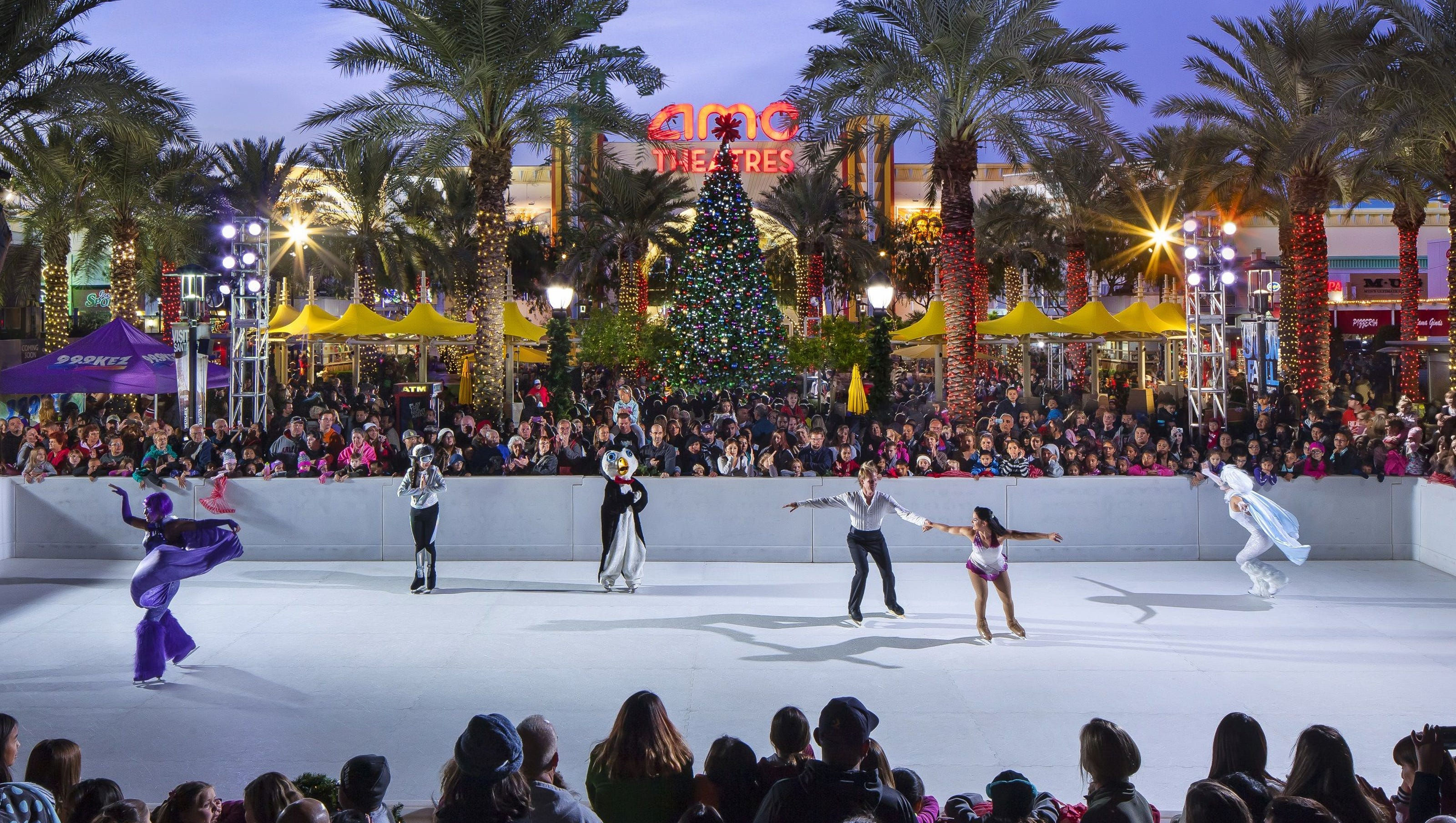 How To Make An Ice Skating Rink In Your Backyard outdoor ice skating rinks around phoenix