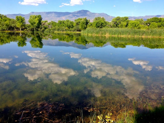 Dead Horse Ranch State Park makes an excellent getaway