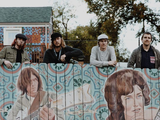 Current Swell performs tonight in the Battery Park Concerts series in Burlington.