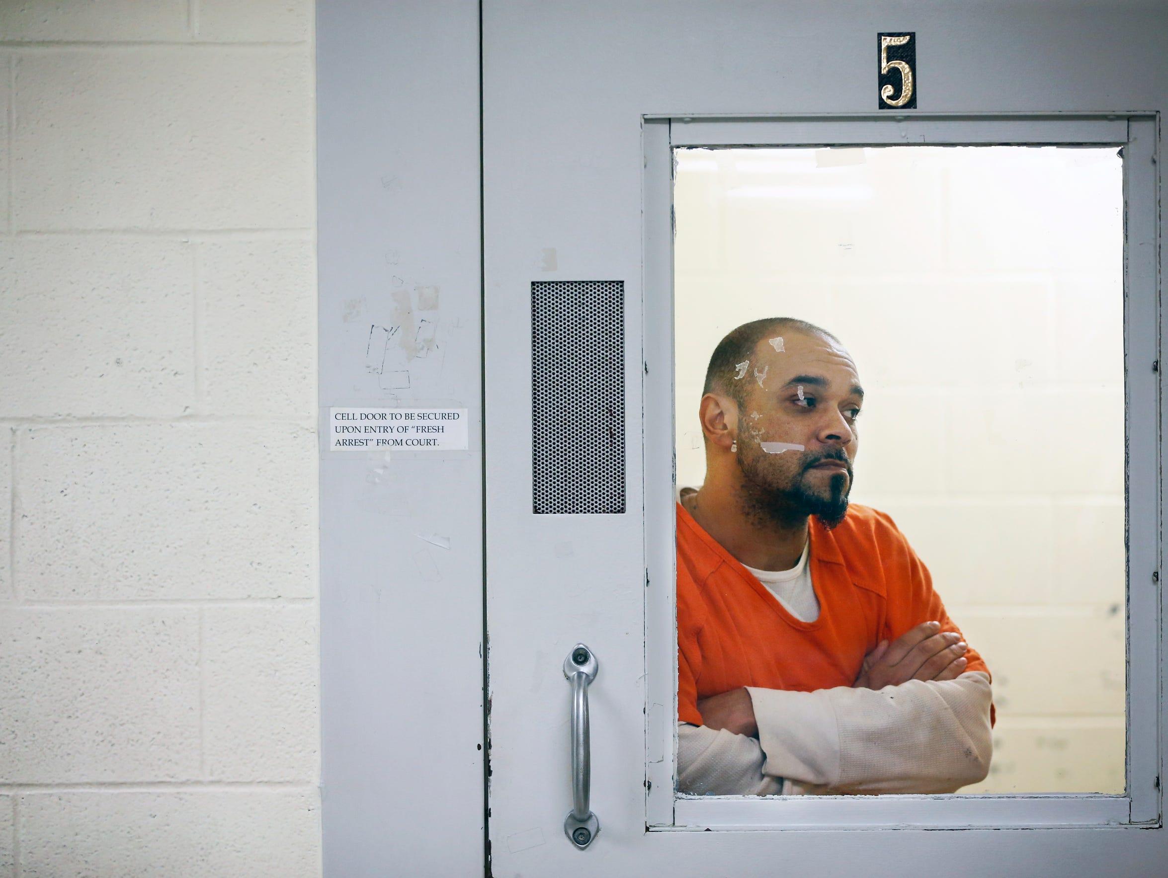 Jail intake 73 - 1 1