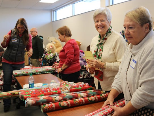 The Salvation Army of Ottawa County helped more than