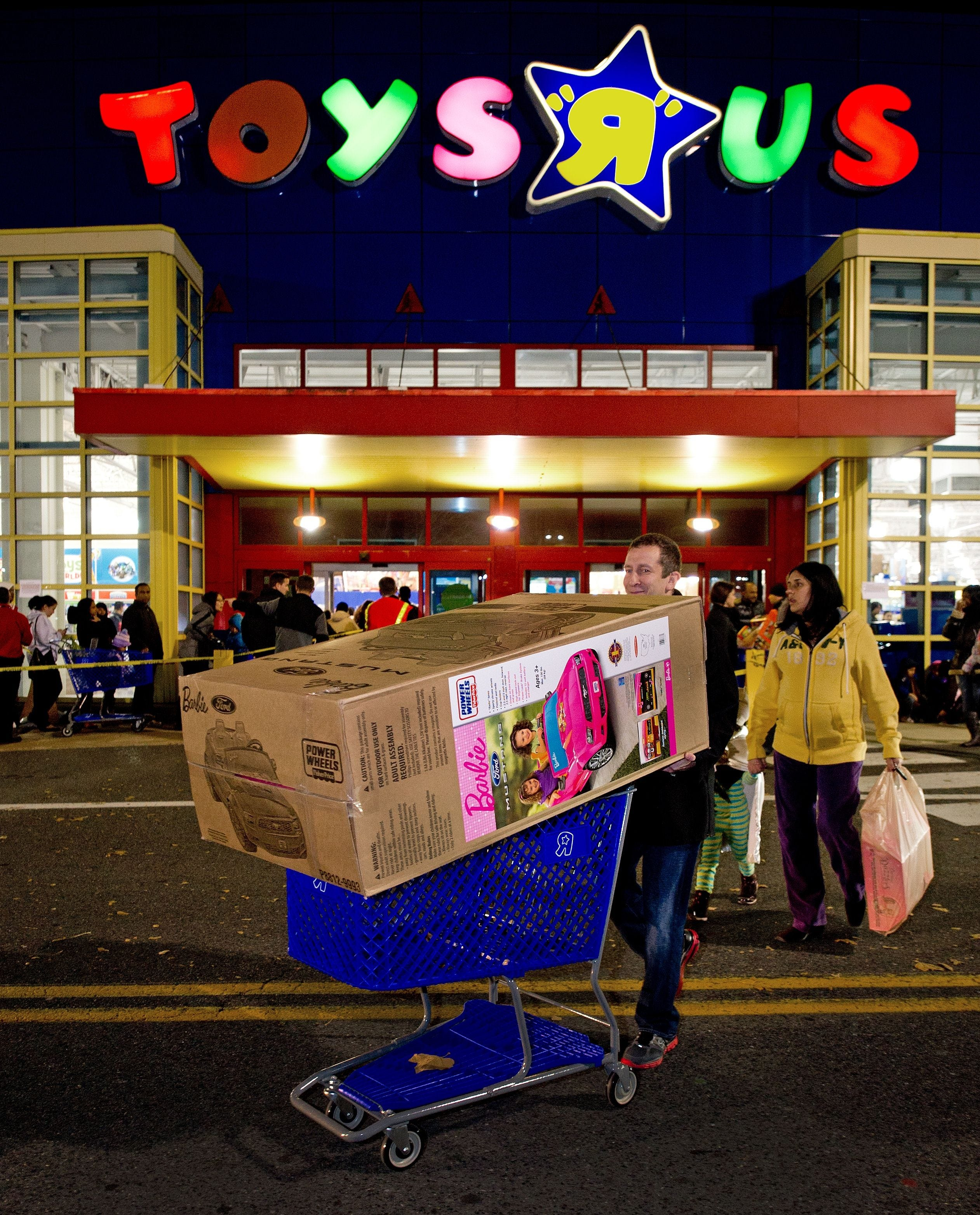 Toys R Us closing List of stores on the closure list