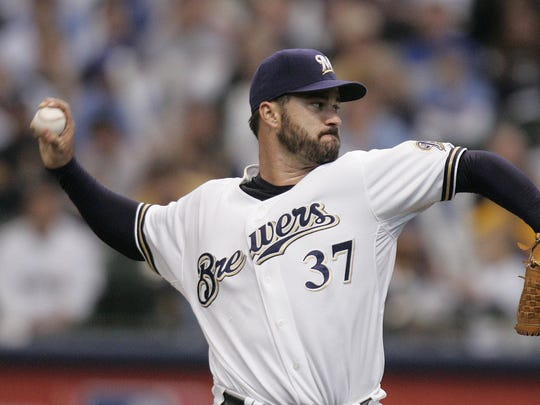 Jeff Suppan delivered a forgettable performance in Game 4 of the 2008 National League Division Series.
