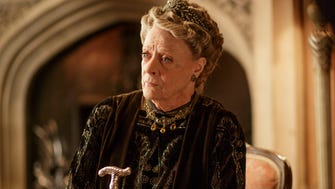 Maggie Smith as Violet, Dowager Duchess of Grantham, on 'Downton Abbey.'