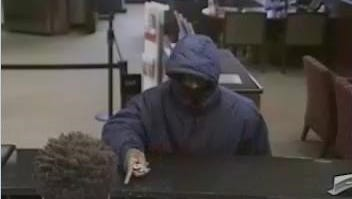 A reward is being offered by Middlesex County Crime Stoppers for information that leads to the identity and conviction of a Wells Fargo bank robber in South Brunswick.