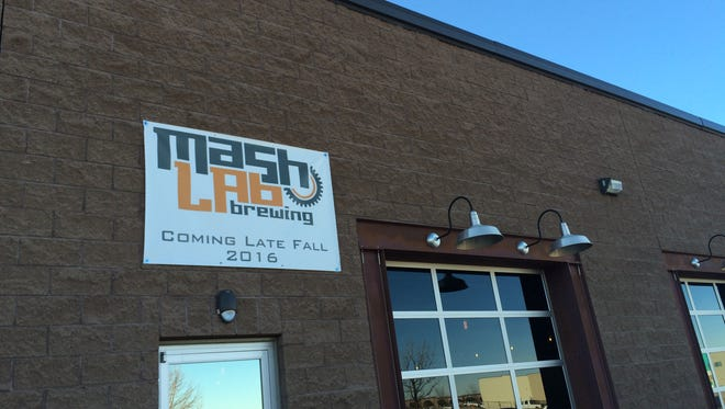 Mash Lab Brewing is scheduled to open in mid-December in Windsor.