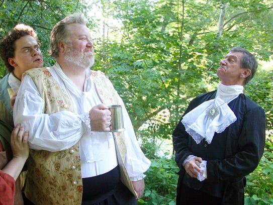 Michael Doliner (Fabian), Andrew Korzenik (Sir Andrew
