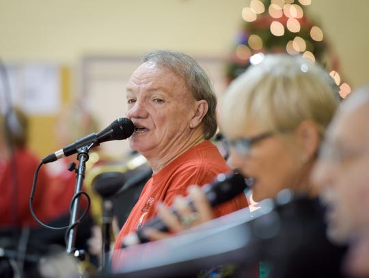 Holiday Express, performed at the Schroth School in