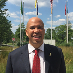 Sen. Cory Booker talks business - and Trump - in Morris County