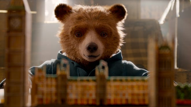 """Paddington 2"" is new to theaters."