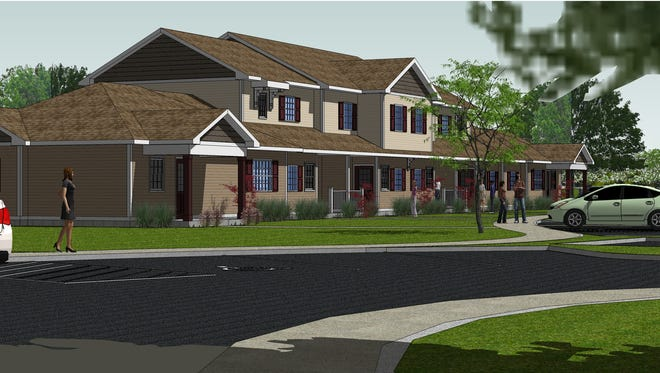 A rendering for Crerand Commons.