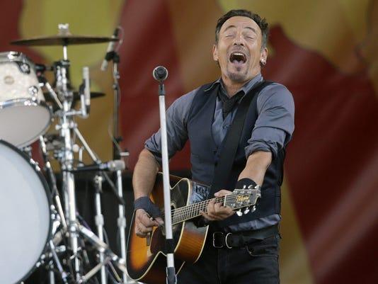Bruce Springsteen, Max Weinstein