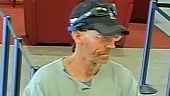 Scottsdale police are asking for the public's help to identify a man who they say robbed a Bank of America on Tuesday.