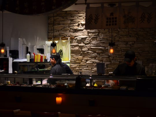 Haruno has a sleek, modern atmosphere and great sushi specials at happy hour.