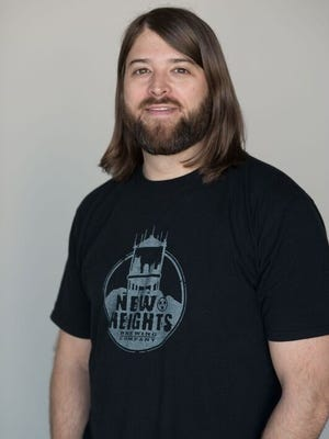 Jeff Fountain is the owner of Nashville's New Heights Brewing Co., which launches its first four brews this week.