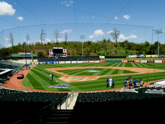 Smokies Stadium isn't just for baseball anymore. On Nov. 10, the stadium will hosta tournament called the Smokies eSports Challenge, featuringsome of the world's most popular video games.