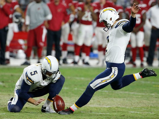 Ex Soccer Player Josh Lambo Hopes To Make Chargers As Kicker