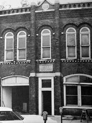 John Beasley helped save the building that was once
