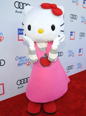 Is Hello Kitty a cat? A new revelation this week says otherwise.